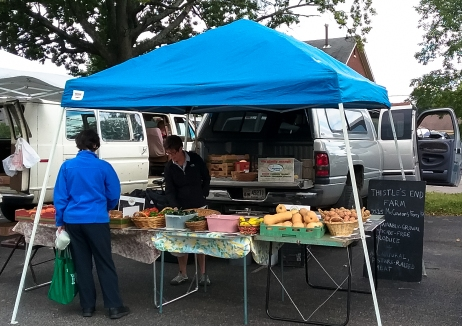 Farmer's Market Sales